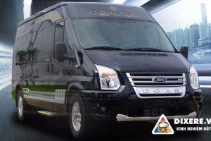 Thuê xe limousine 9 chỗ đi Sapa – Kinh nghiệm thuê xe