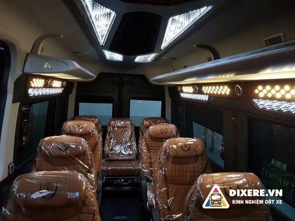 xe limousine quảng yên hà nội
