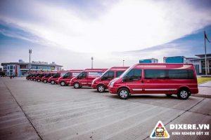 Top 4 xe Limousine về Bắc Giang chất lượng và uy tín