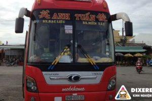 Chất lượng dịch vụ chuyên nghiệp của xe Limousine Anh Tuấn