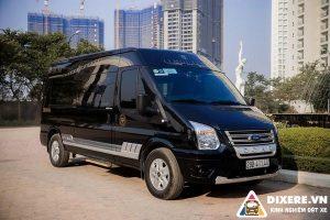 Thuê xe Limousine 9 chỗ đi Sầm Sơn Thanh Hóa chất lượng cao