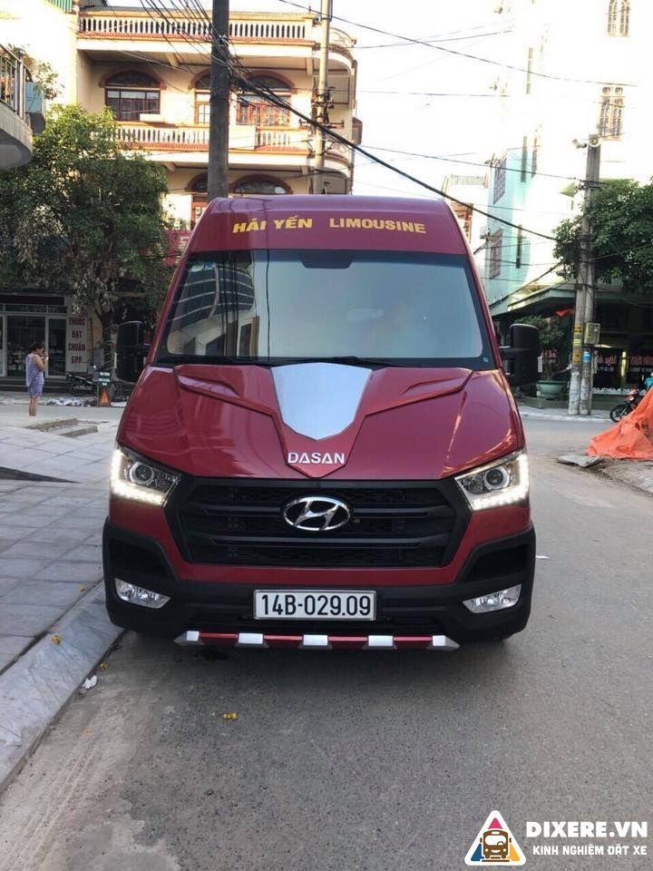 Limousine Doson Haiyen2 Result