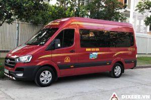 Xe Limousine đi Sầm Sơn – Top những nhà xe đáng lựa chọn nhất