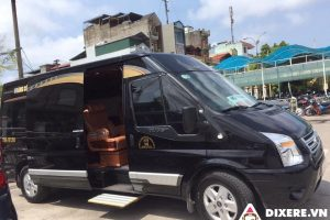 Top 3 xe Limousine từ Hà Nội đi Móng Cái chất lượng cao