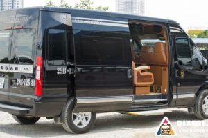 Xe Limousine Ninh Quỳnh- an tâm khi lựa chọn