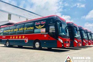 Mách bạn top những nhà xe Limousine Kiên Giang đi Sài Gòn đáng trải nghiệm nhất