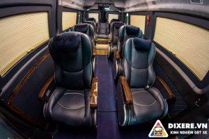 Đầy đủ mọi thông tin bạn nên biết về xe Limousine Rạng Đông