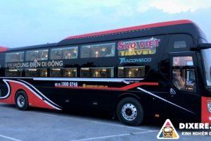 Mách bạn 2 xe khách đi Sapa từ Hà Nội chất lượng nhất