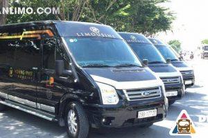 Đầy đủ thông tin về xe Limousine Hà Nội Quảng Ninh Hoàng Phú