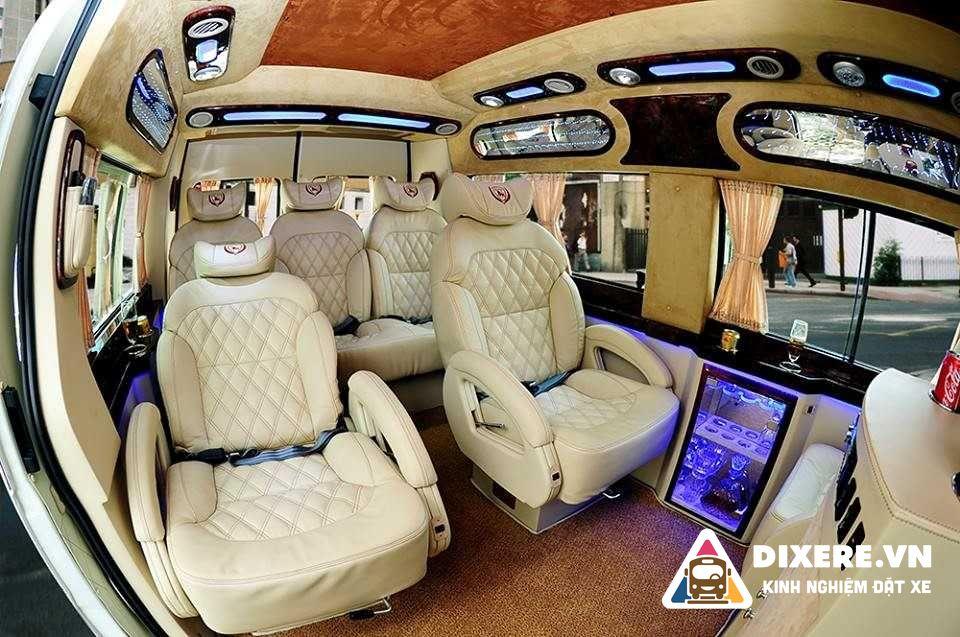 xe limousine hà nội thanh hoá đón tại nhà