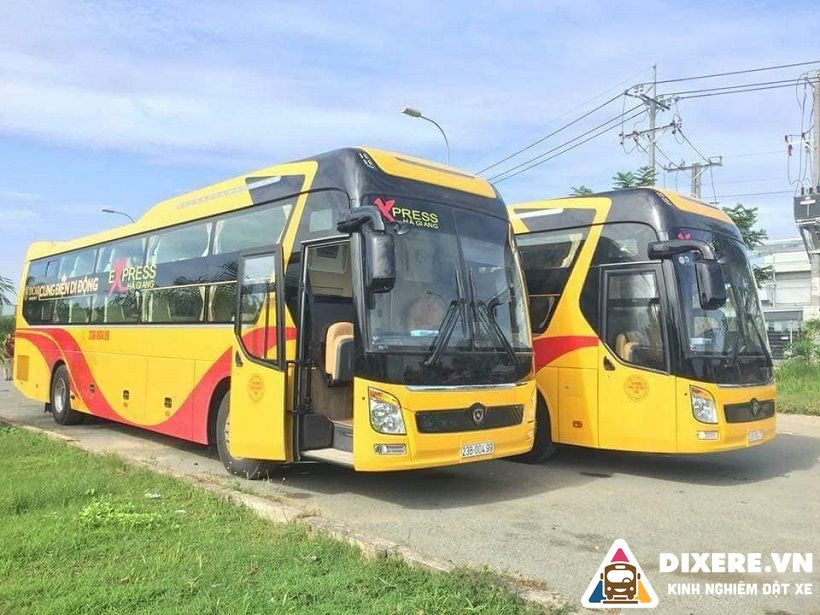 Xe Express Ha Giang 2 Result