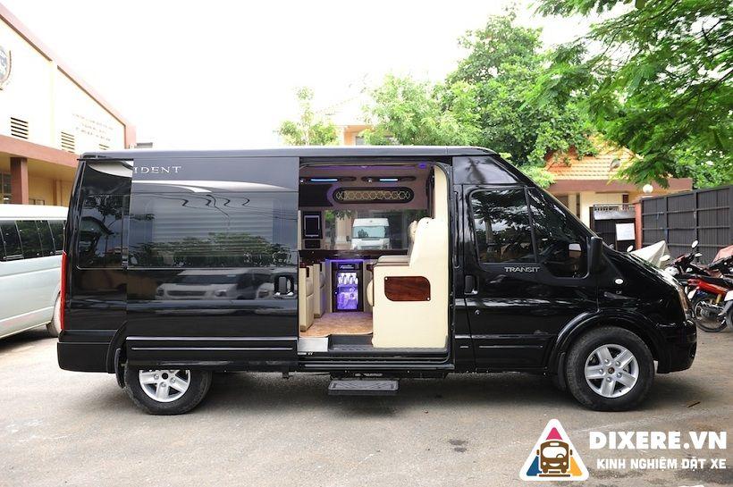 Xe Limousine Ha Noi Tuyen Quang 3 Result
