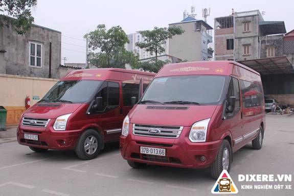 Xe Limousine Hong Vinh 1 Result