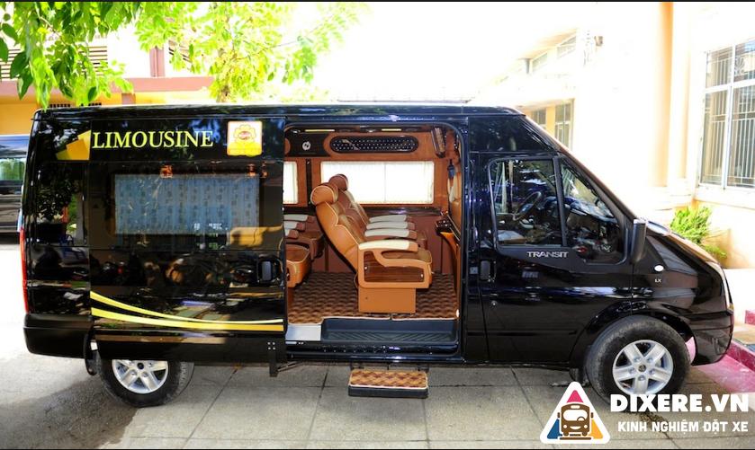 Xe Limousine Nam định Hà Nội Result