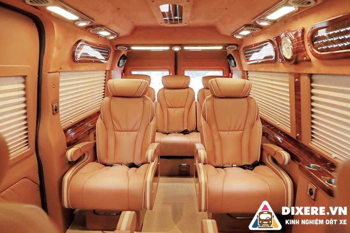xe limousine đi sầm sơn