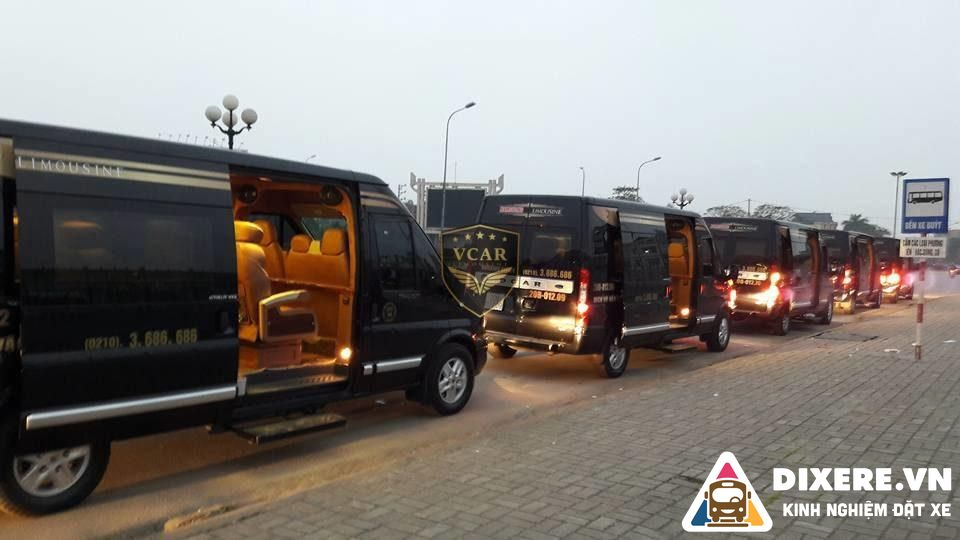 Xe Limousine Phutho Result