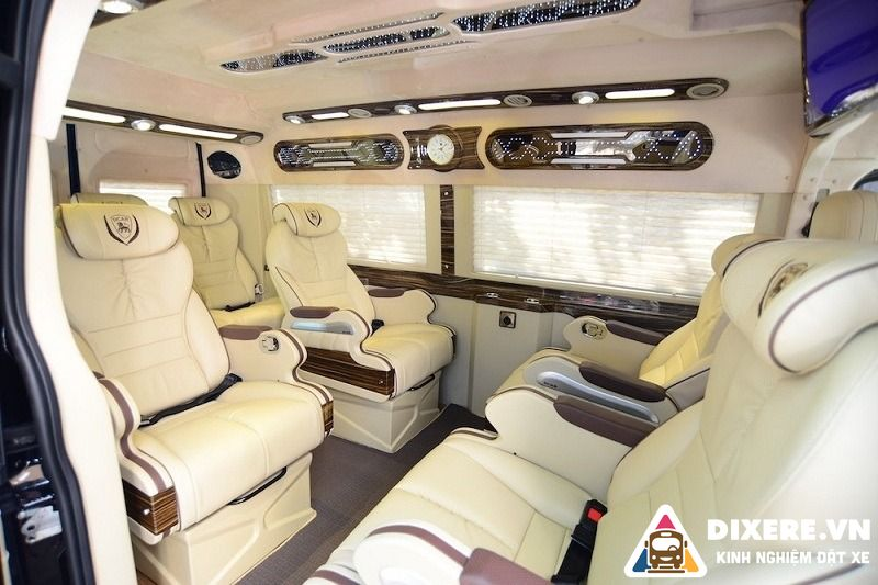 Xe Limousine Vinh Thinh Result
