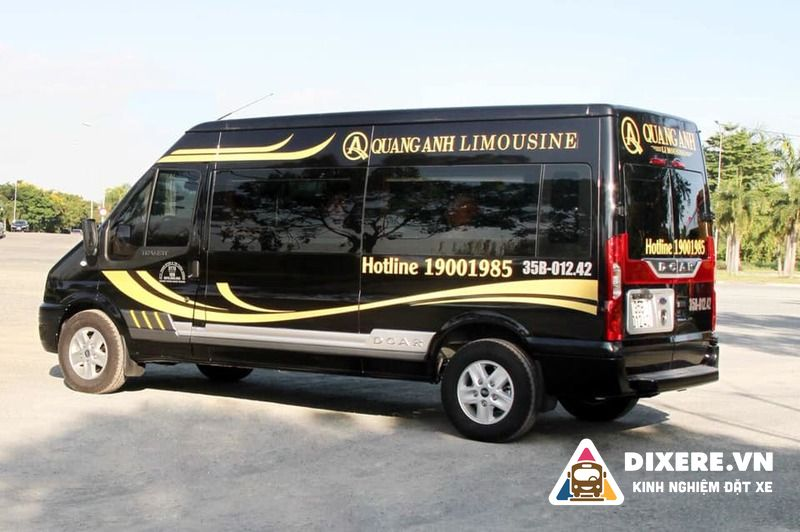 Limousine Quang Anh