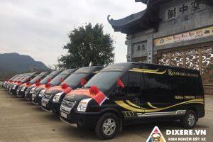 Xe Limousine Quang Anh – lựa chọn hoàn hảo cho mọi chuyến đi