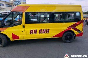 Vì sao bạn nên chọn xe Limousine An Anh