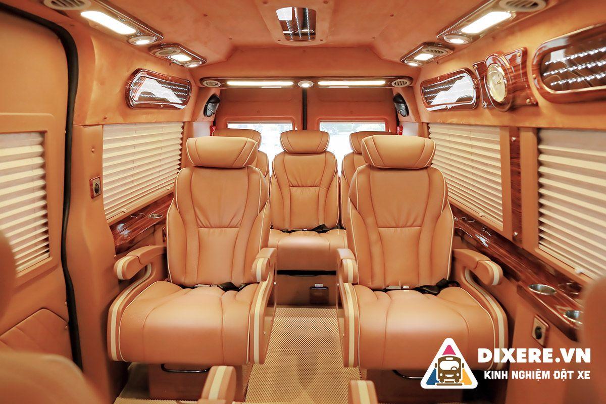Cẩm Phả Limousine Vip 1
