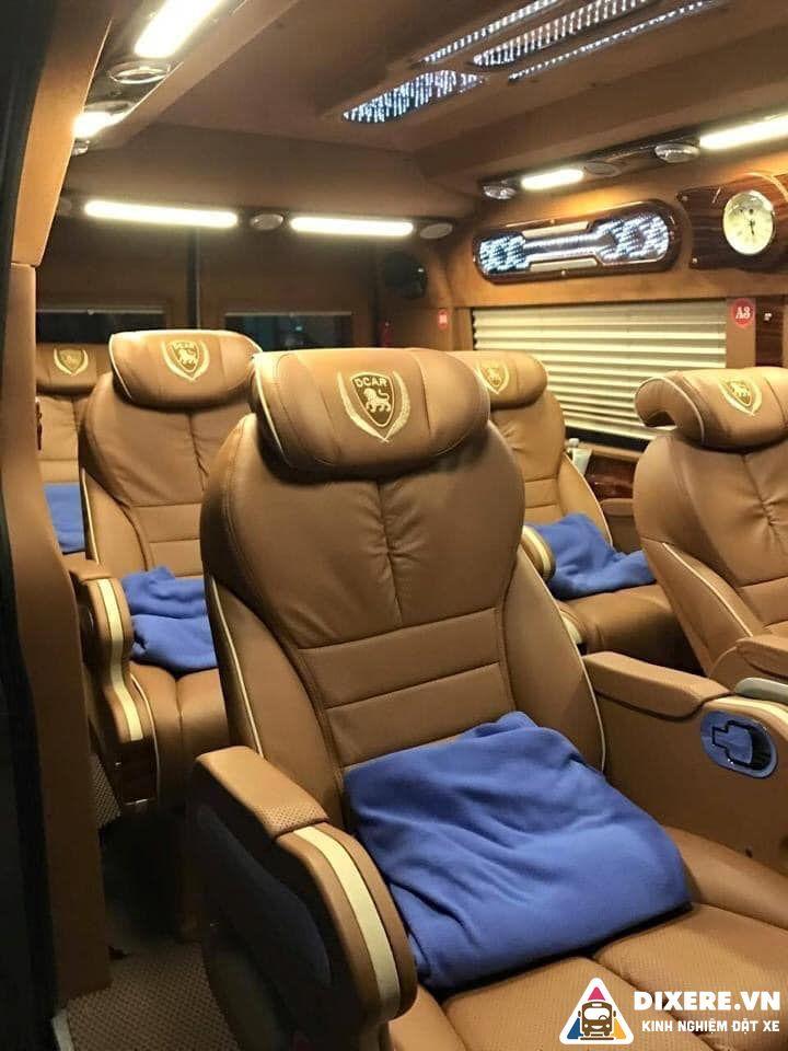 xe limousine hà nội tứ kỳ