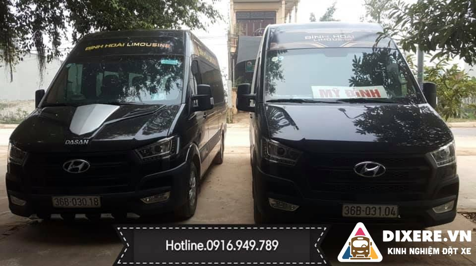 Limousine Binhhoai 2 10 12 2019