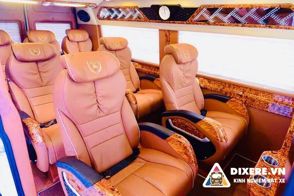 Minh Hà Limousine
