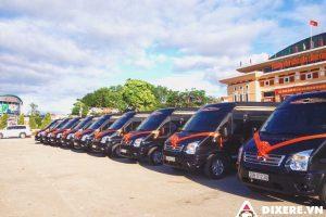 Top 4 nhà xe Limousine đi Móng Cái Hà Nội chất lượng tốt nhất