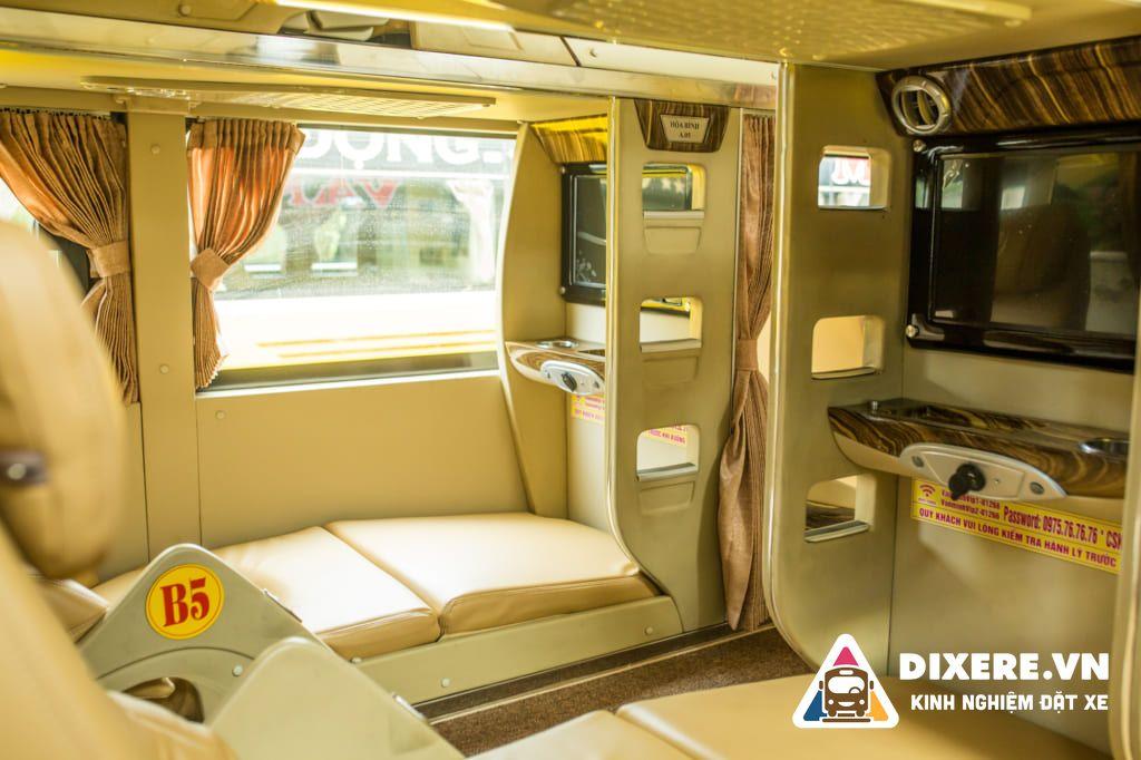Xe Limousine Văn Minh 2