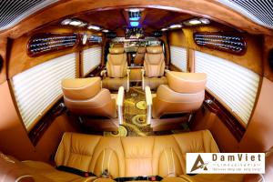 Bảng giá vé xe limousine từ Hà Nội đi Hải Phòng mới nhất