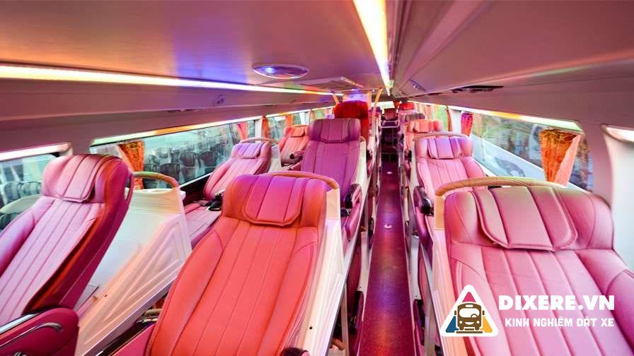 buses from sapa to hanoi