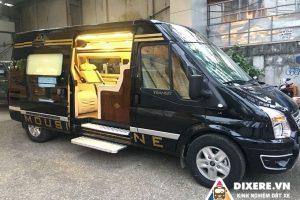 Dịch vụ thuê xe limousine 9 chỗ đi Đà Lạt uy tín, chất lượng