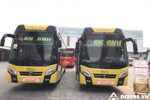 Đầy đủ thông tin về xe limousine An Anh Ninh Thuận