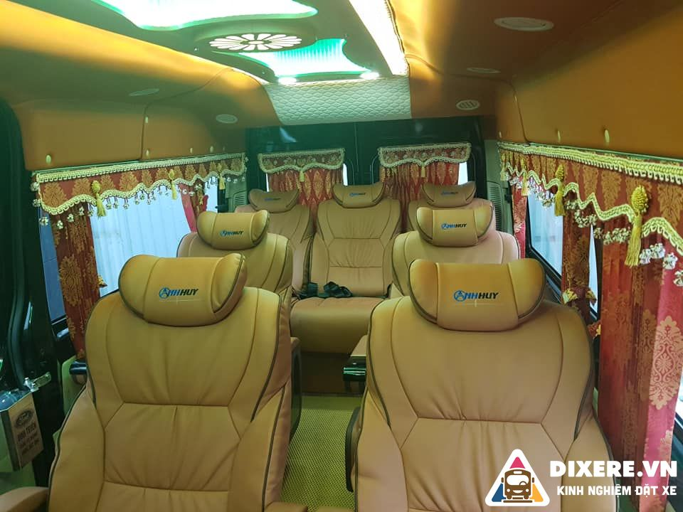 Anh Huy Vip Limousine 31 01 2020