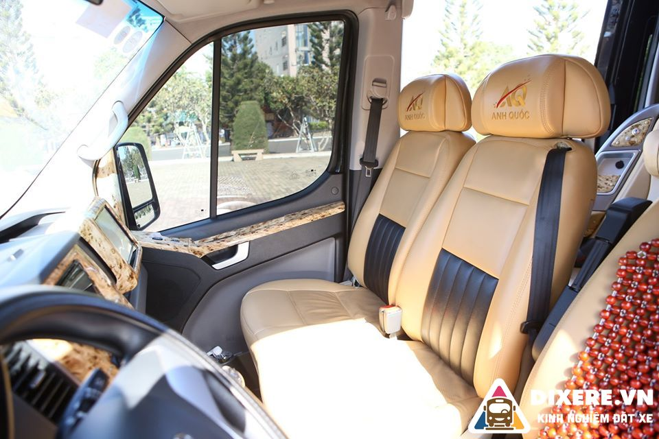 Anh Quoc Limousine 31 01 2020