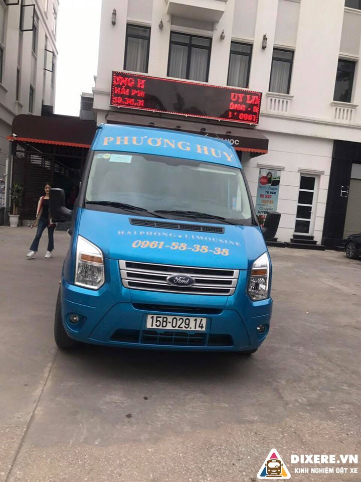 Huy Hai Limousine 3 30 01 2020
