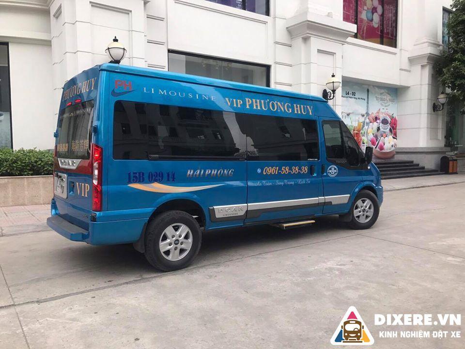Huy Hai Limousine 30 01 2020