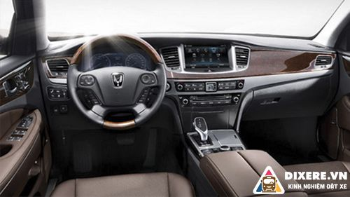 Hyundai Equus Limousine 3 31 01 2020