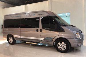 Cho thuê xe Ford Transit Limousine tại Hà Nội uy tín, chất lượng