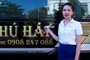 Xe limousine Phú Hải – thông tin cần thiết
