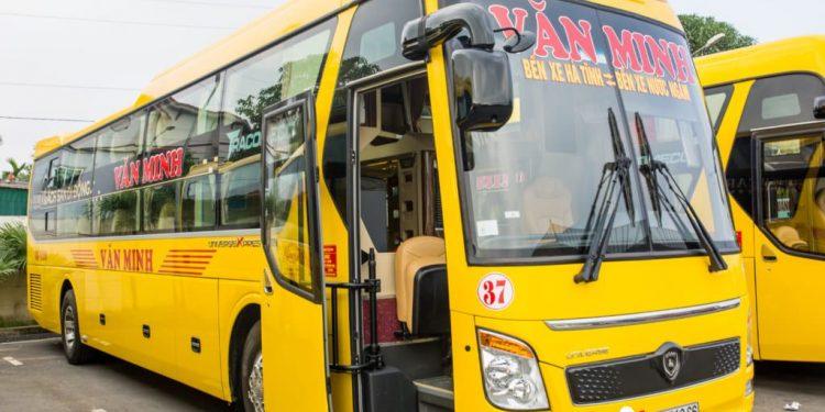 Bến xe Yên Nghĩa đi Nghệ An – Nhà xe limousie Văn Minh chất lượng