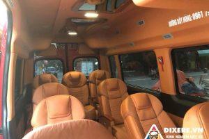 Top những dịch vụ thuê xe limousine 16 chỗ uy tín
