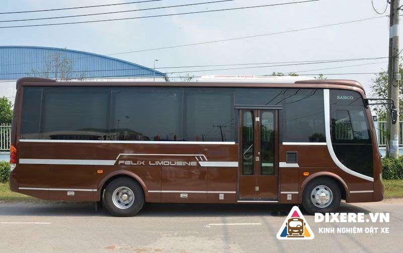 Bao Khang Limousine Tuyen Hiep Hoa Ha Noi