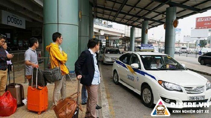 Ha Noi Ra Noi Bai Taxi 3 03 02 2020