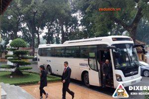 Mách bạn những nhà xe đón từ sân bay Nội Bài đi Thái Bình nên chọn