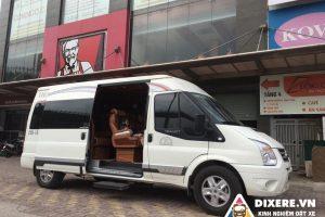 Kinh nghiệm cần khi thuê xe vip limousine tại Hà Nội