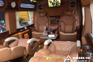 Mách bạn cách đặt vé xe limousine Hải Phòng đi Hà Nội