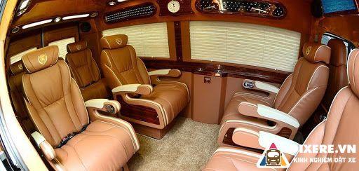 cho thuê xe limousine nha trang