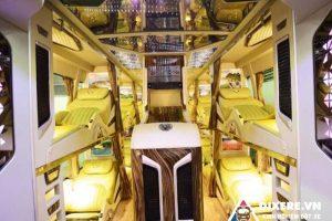 Đánh giá chất lượng xe limousine Ngọc Ánh